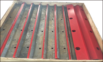 Polyurethane Screen Deck Clamp Bar