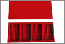 Urethane Dewatering Screen Panel